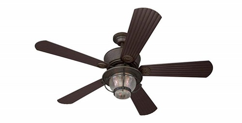 Merrimack 52 - Indoor/Outdoor Harbor Breeze Ceiling Fan